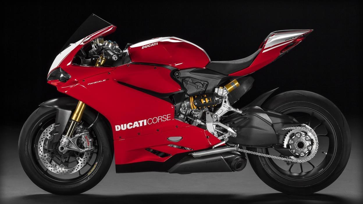 2017 Ducati SUPERBIKE PANIGALE R