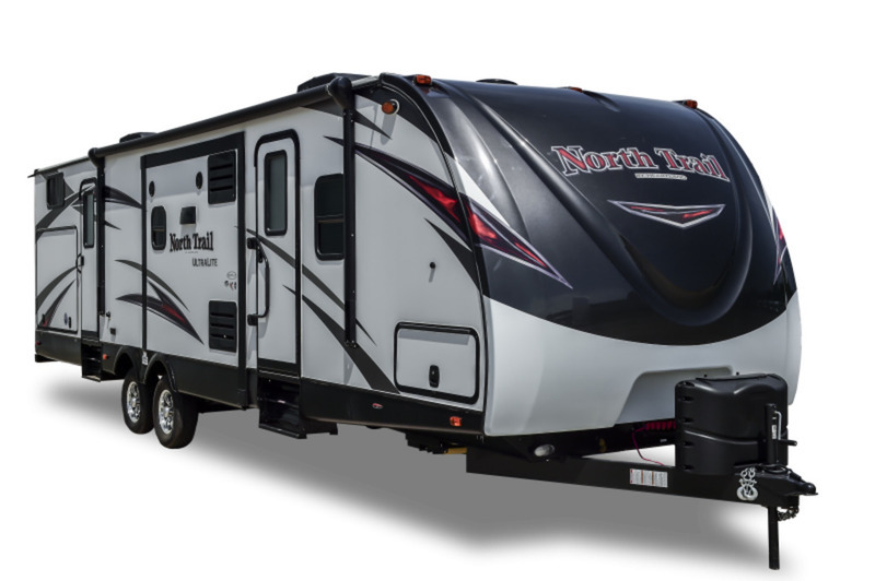 2018 Heartland Rv NORTH TRAIL 32RETS