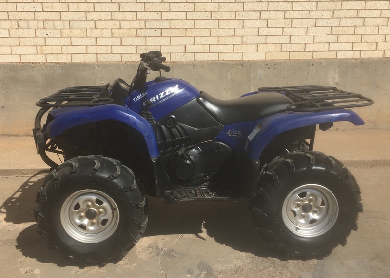 Yamaha grizzly 660 auto 4x4 vehicles for sale for 2004 yamaha grizzly 660 value