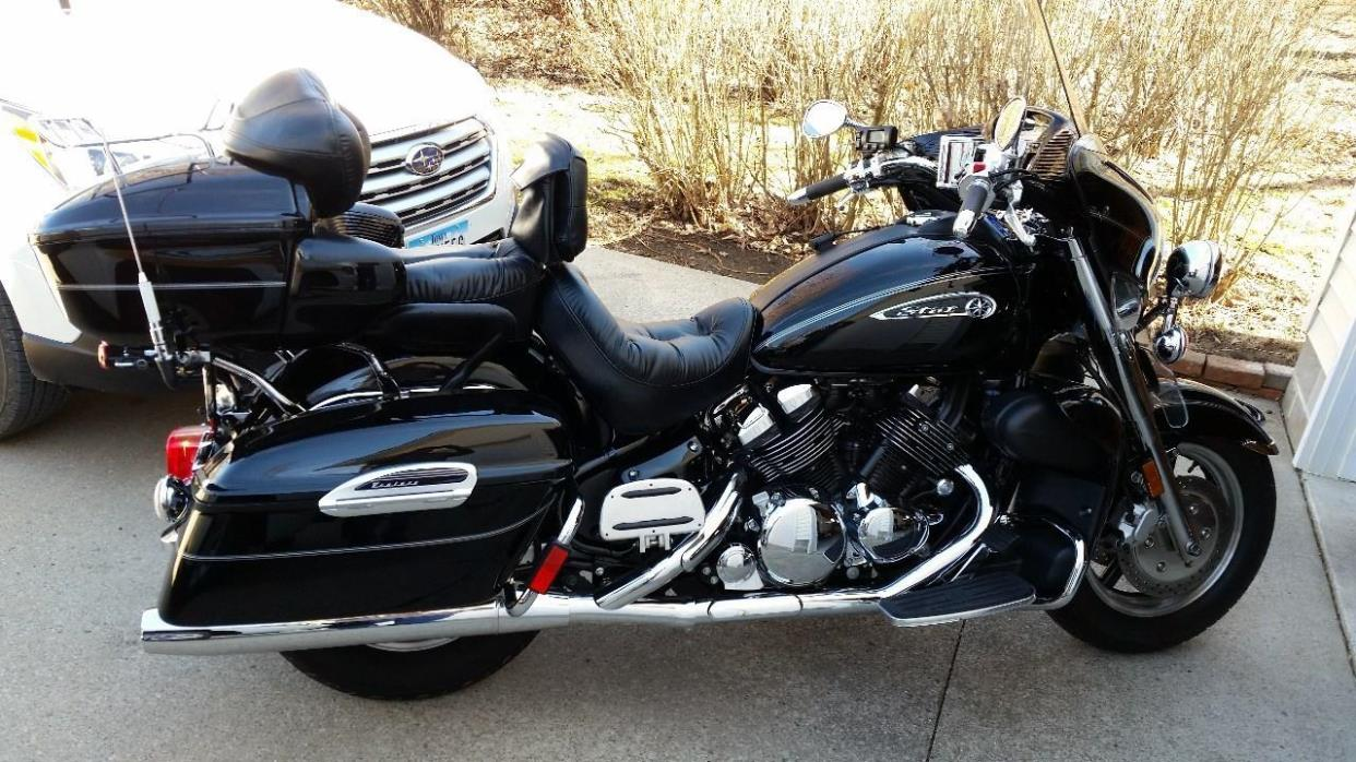 yamaha royal star venture motorcycles for sale in iowa. Black Bedroom Furniture Sets. Home Design Ideas