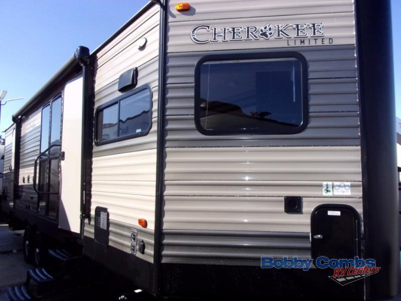 2017 Forest River Rv Cherokee 274VFK