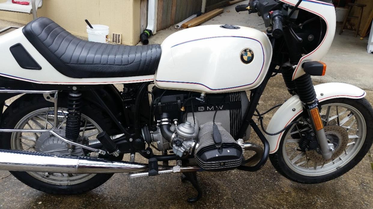 1984 BMW R 100 CS