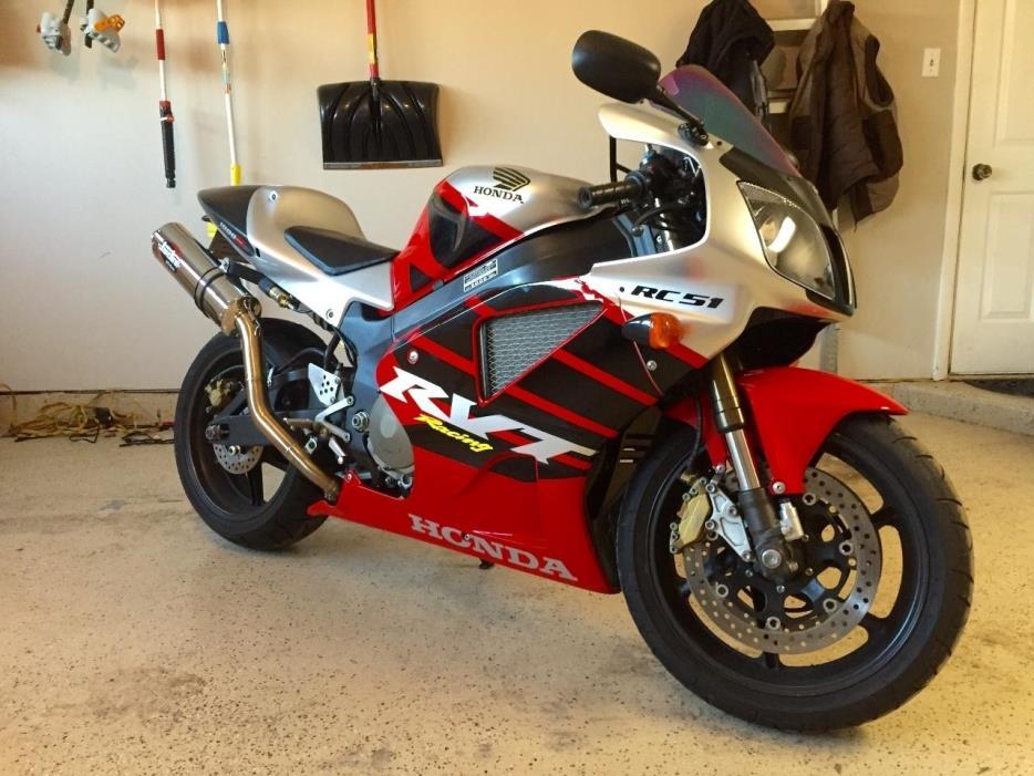 2000 Honda RC 51