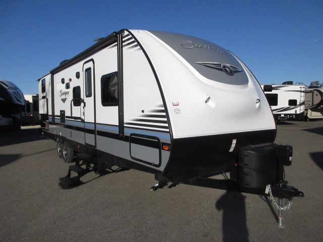 2018 Forest River Surveyor 295QBLE Outdoor Kitchen/Four Bunks/