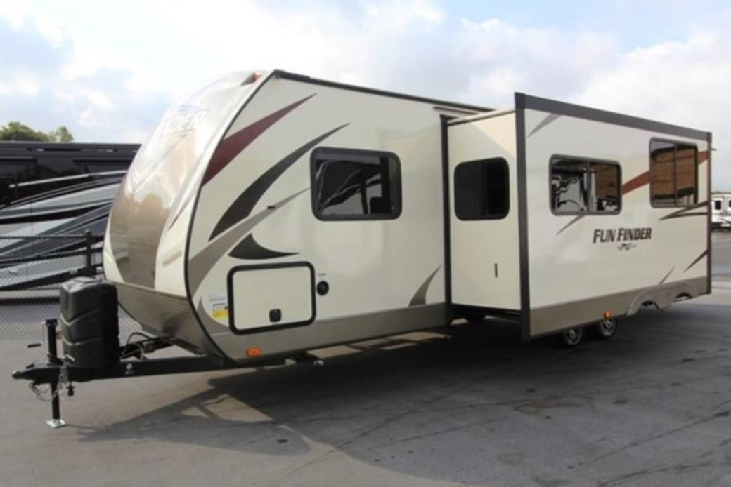 2017 Cruiser Rv FUN FINDER 29DS
