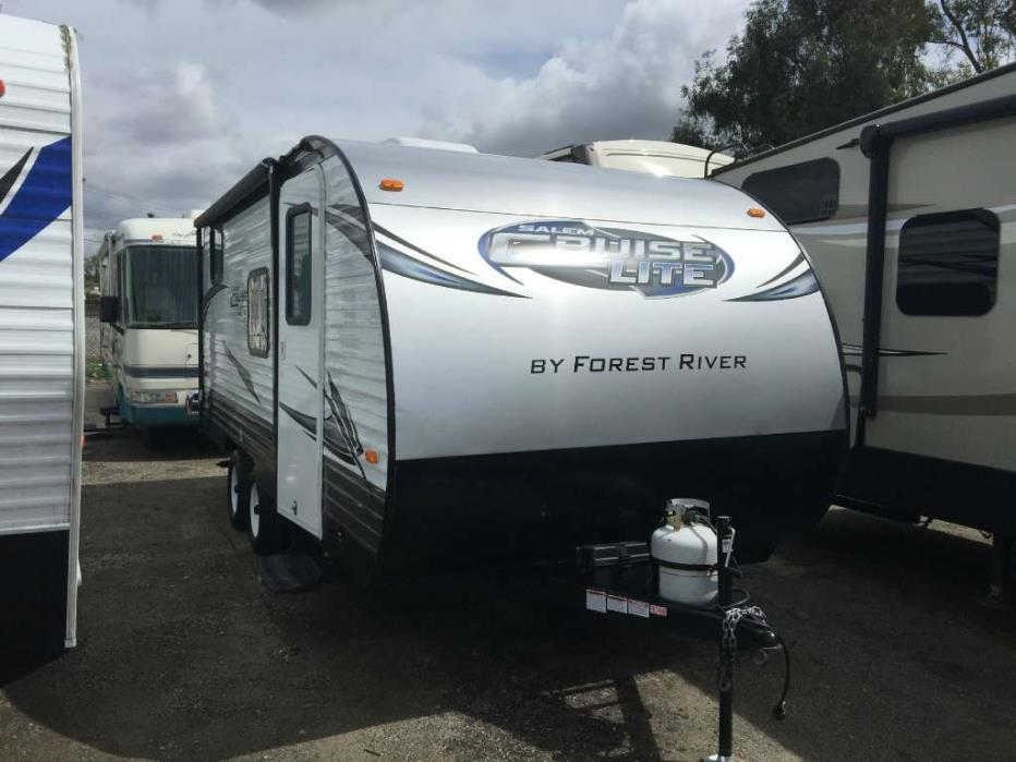 2017 Forest River Cruise Lite T172BHFS