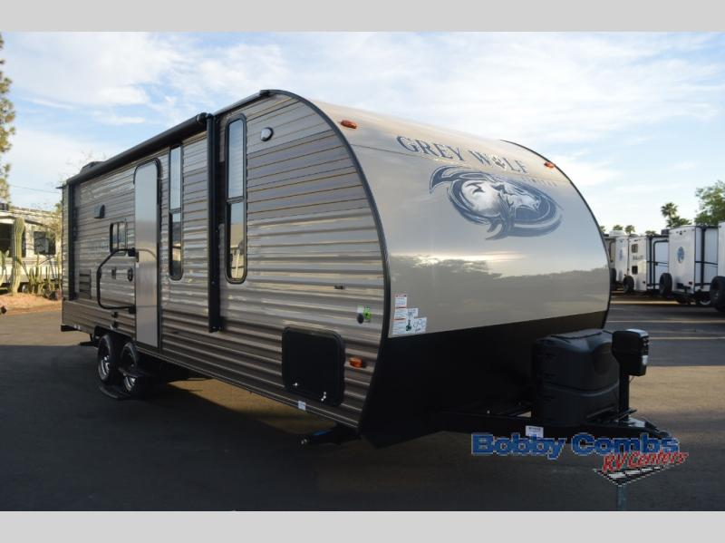 2018 Forest River Rv Cherokee Grey Wolf 23BD