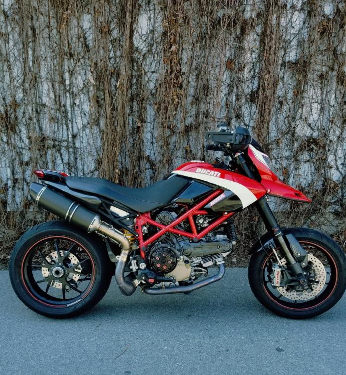 ducati hypermotard 1100 evo motorcycles for sale. Black Bedroom Furniture Sets. Home Design Ideas
