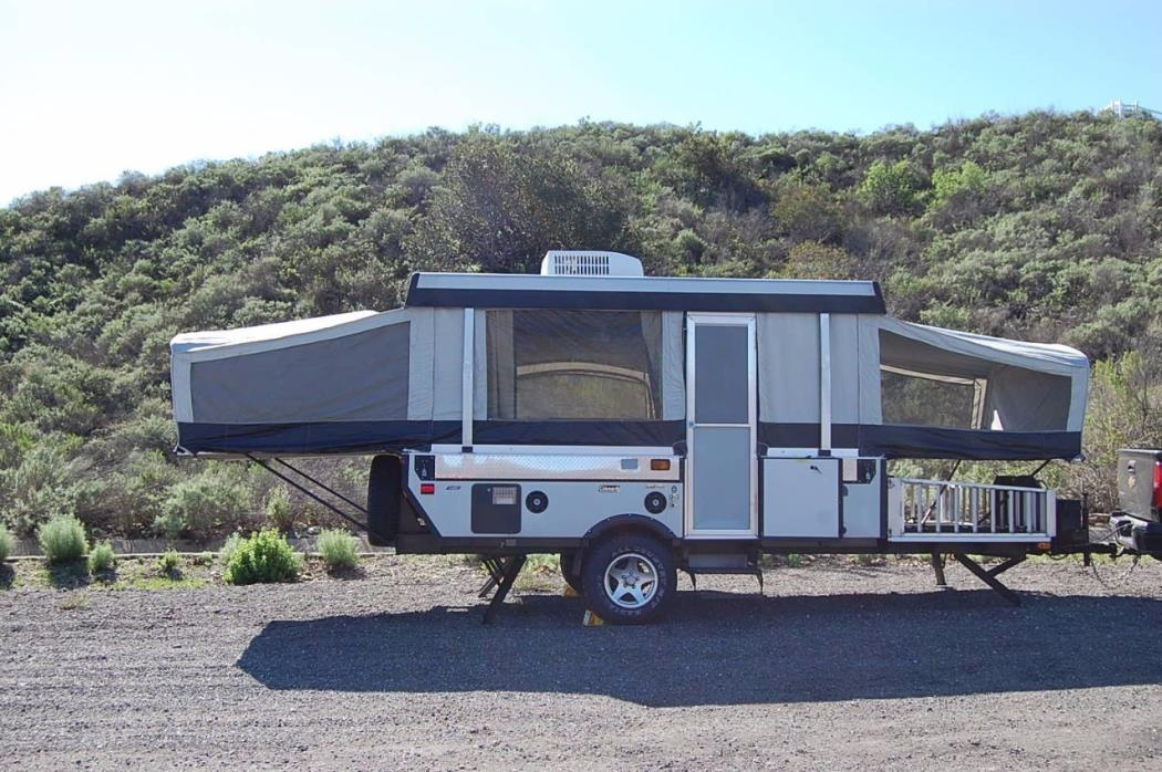 coleman off road pop up camper vehicles for sale. Black Bedroom Furniture Sets. Home Design Ideas