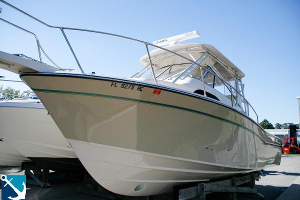 2014 Grady-White Marlin 300