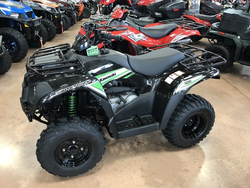 Kawasaki Brute Force Oil Capacity