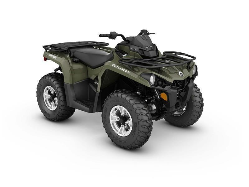 2017 Can-Am Outlander DPS 570