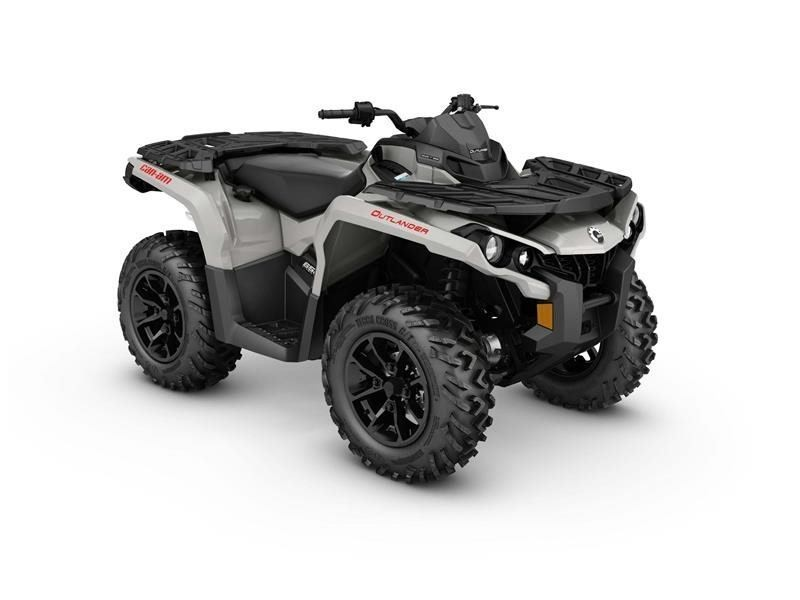 2017 Can-Am OUTLANDER DPS 650