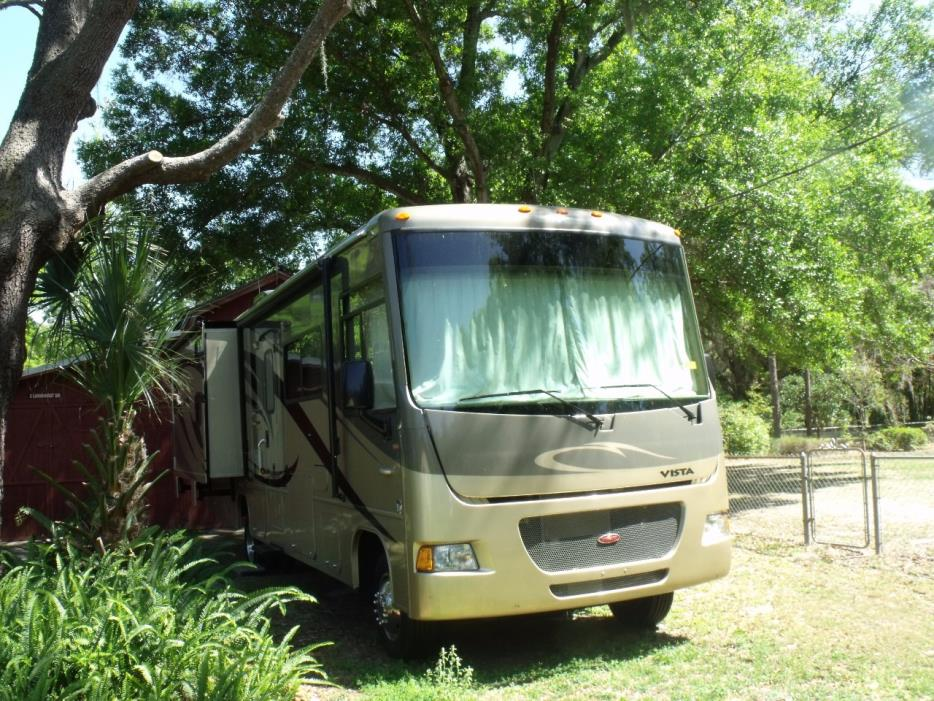 2010 Winnebago VISTA LX 35F