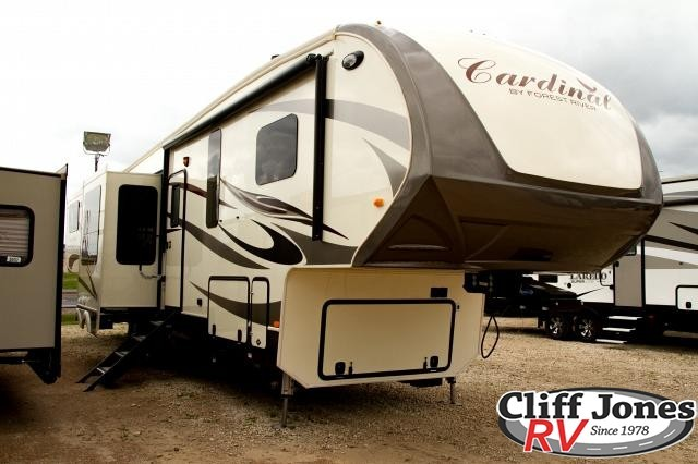 2017 Forest River Cardinal 3950TZ