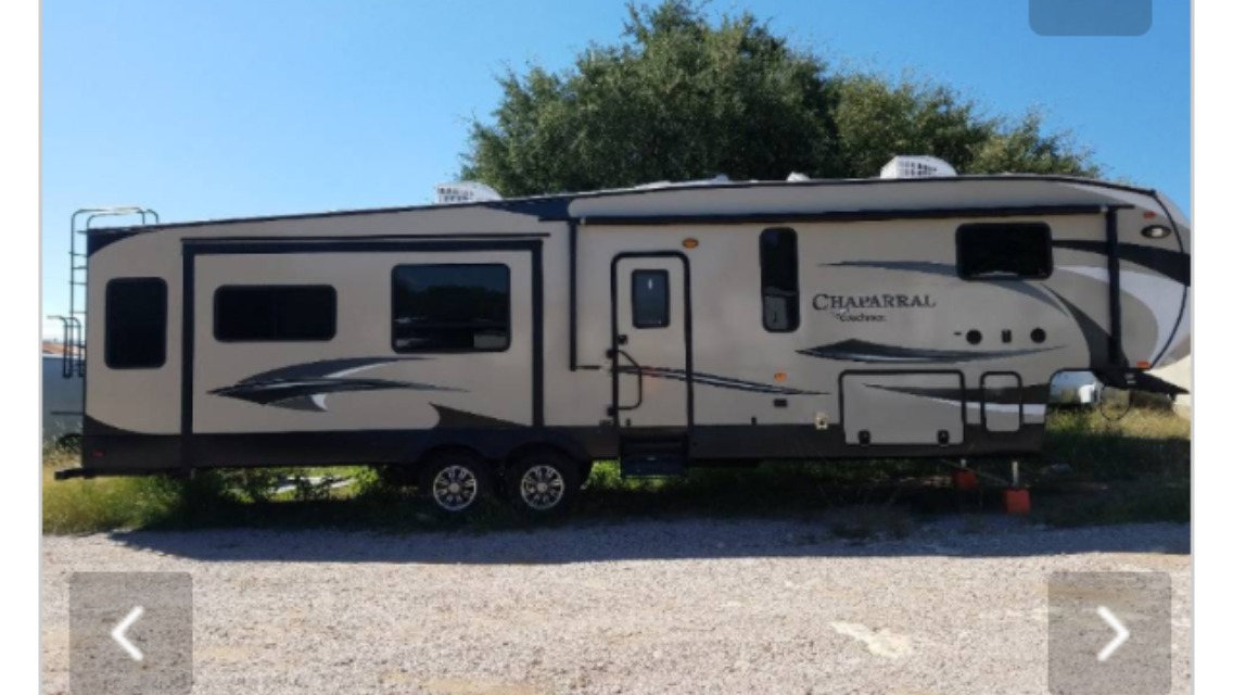 2015 Coachmen CHAPARRAL 360IBL