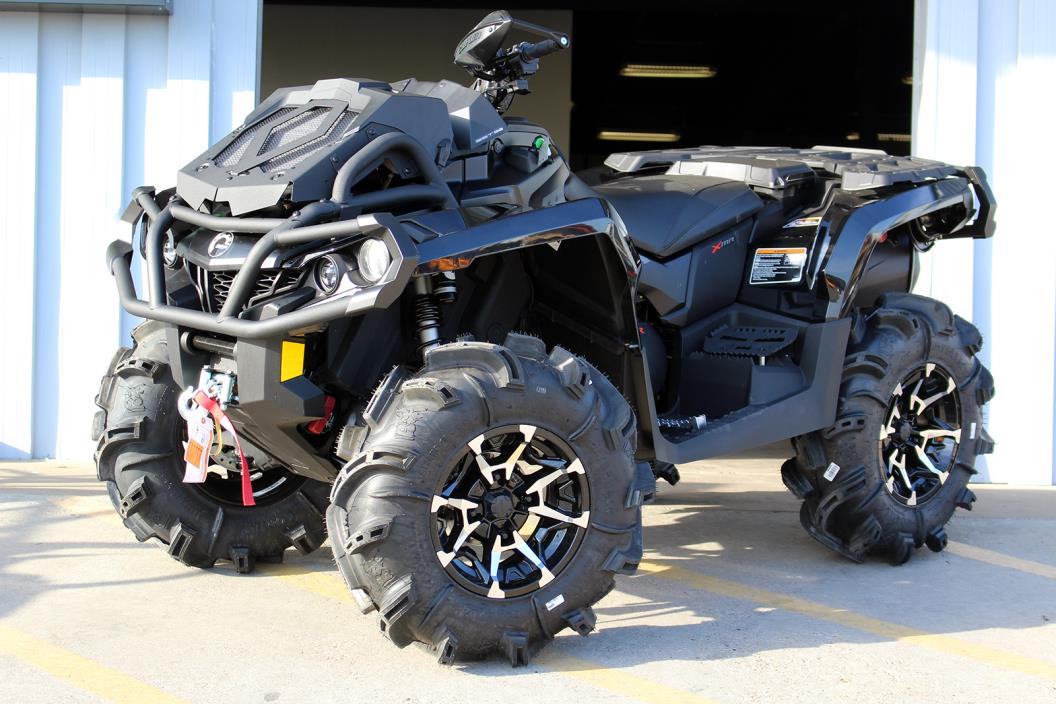 Can Am Outlander 1000 Xmr >> Can Am Outlander Xmr 1000 Motorcycles For Sale