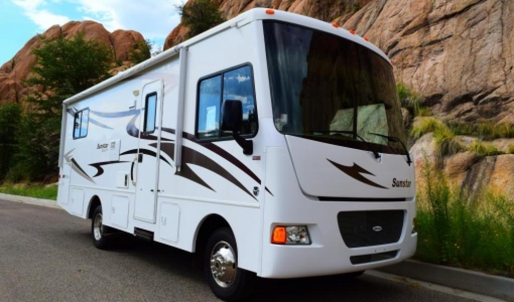 26 Foot Diesel Motorhome Vehicles For Sale