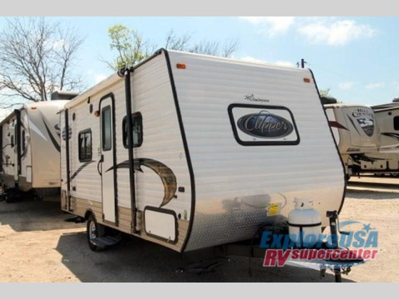 2015 Coachmen Rv Clipper Ultra-Lite 17FQ