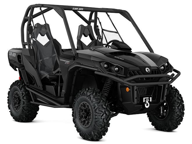 2017 Can-Am Commander XT-P 1000