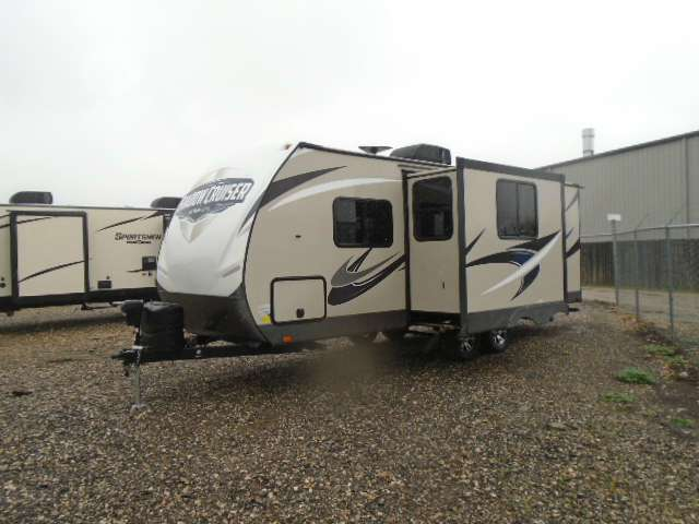 2017 Cruiser Rv Shadow Cruiser RV 225RBS