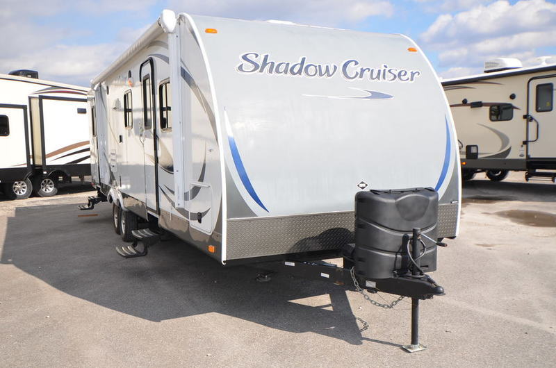 2013 Cruiser Rv Shadow Cruiser S-290DBS