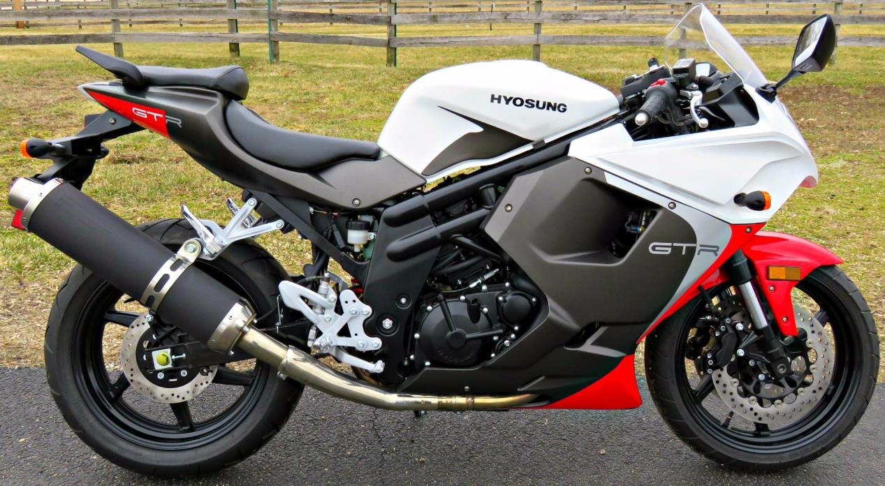 Hyosung Gt650 motorcycles for sale