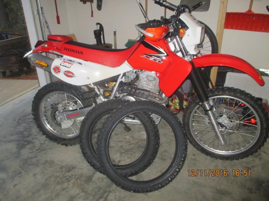 2008 Honda XR 650L