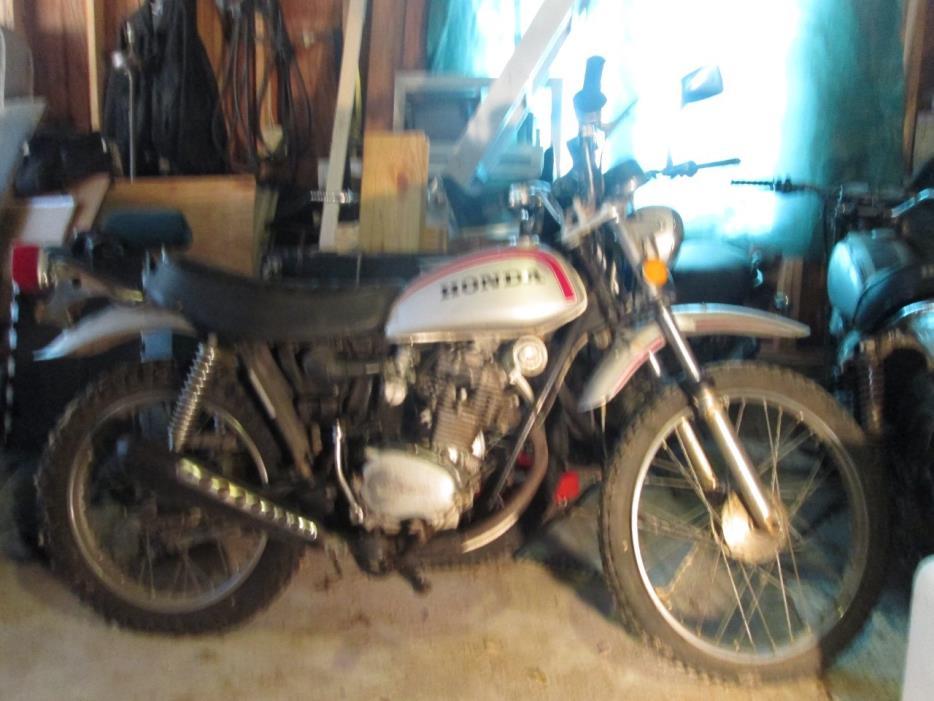 Honda Sl motorcycles for sale