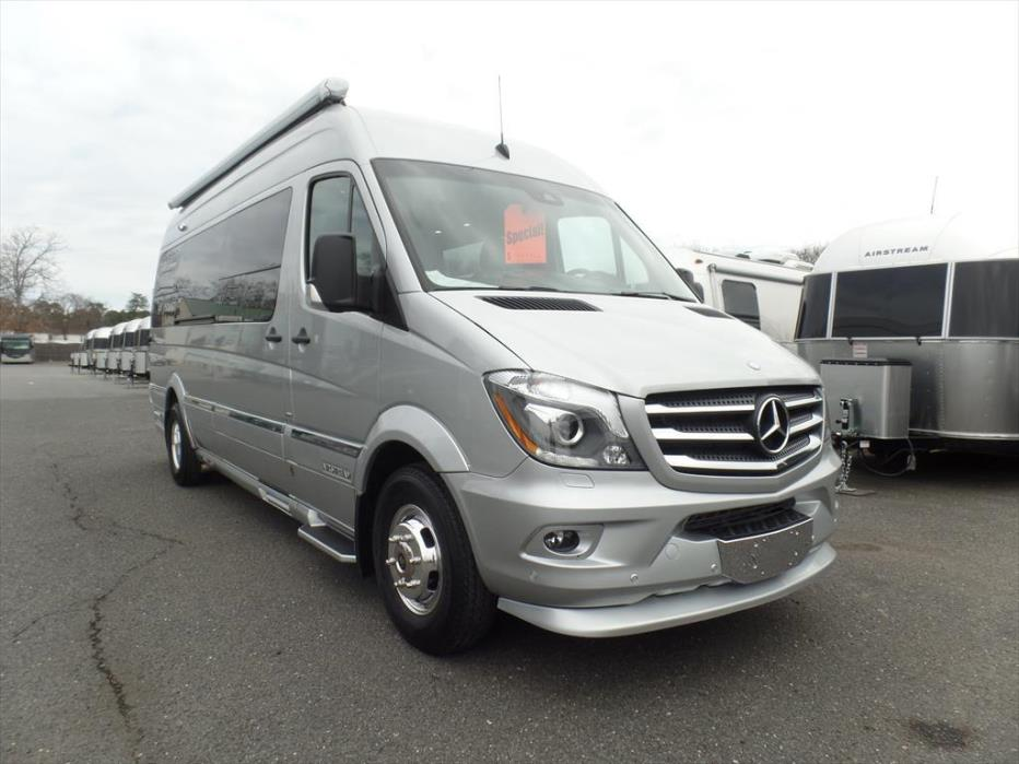 2015 Airstream Interstate 3500 Twin