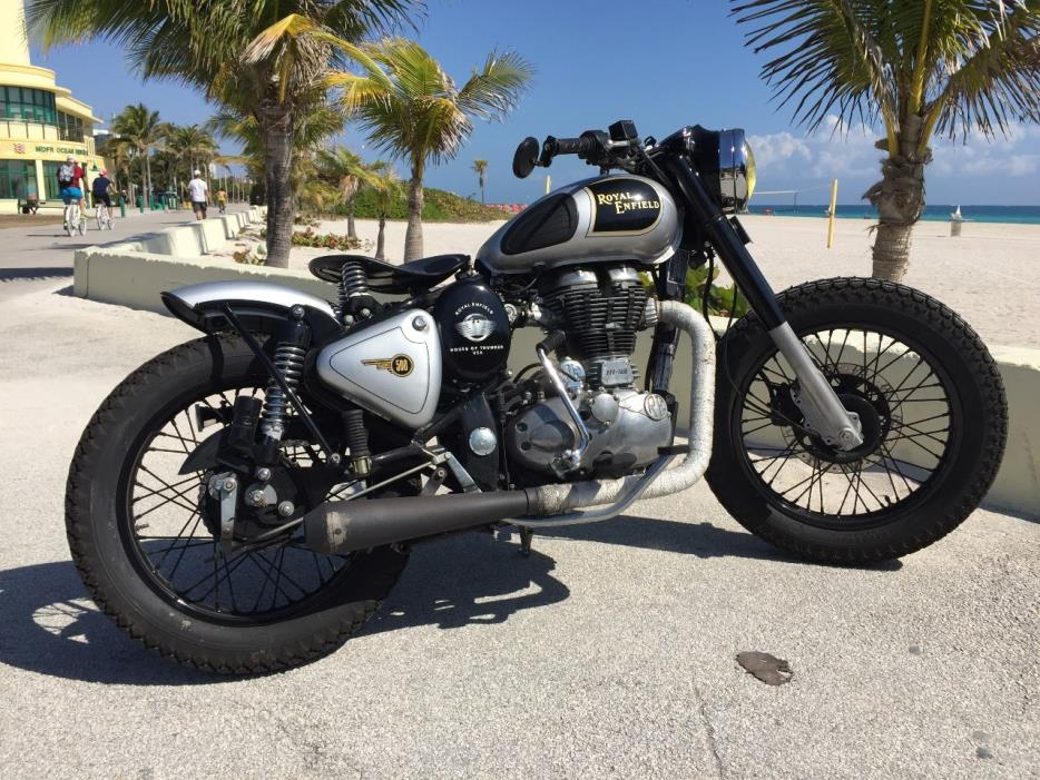 2014 Royal Enfield CLASSIC 500