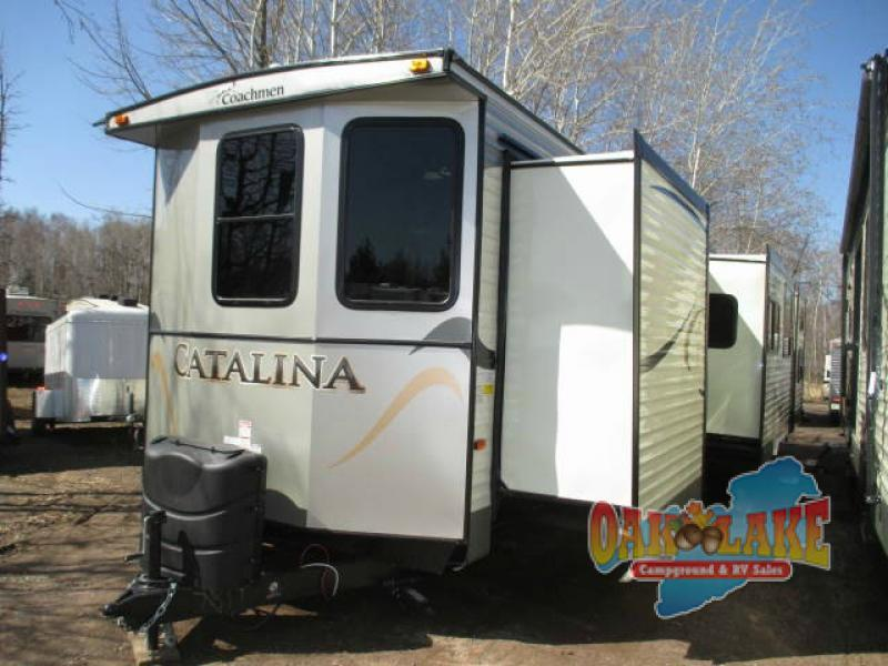 2015 Coachmen Rv Catalina Destination Series 40TSHB