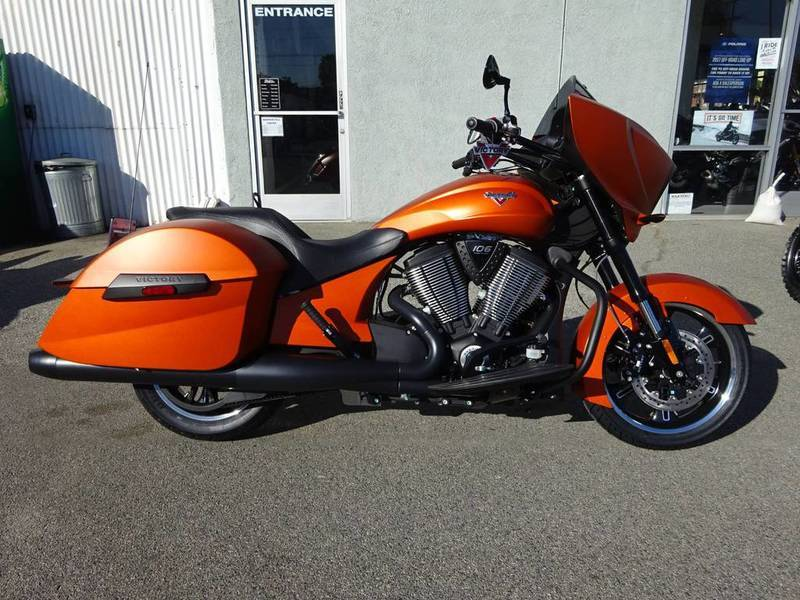 victory cross country suede nuclear sunset orange motorcycles for sale. Black Bedroom Furniture Sets. Home Design Ideas