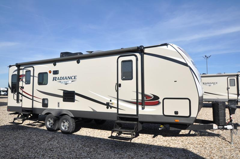2018 Cruiser Rv Radiance Ultra-Lite 25RL RV for Sale at MHSRV W/15K A/C