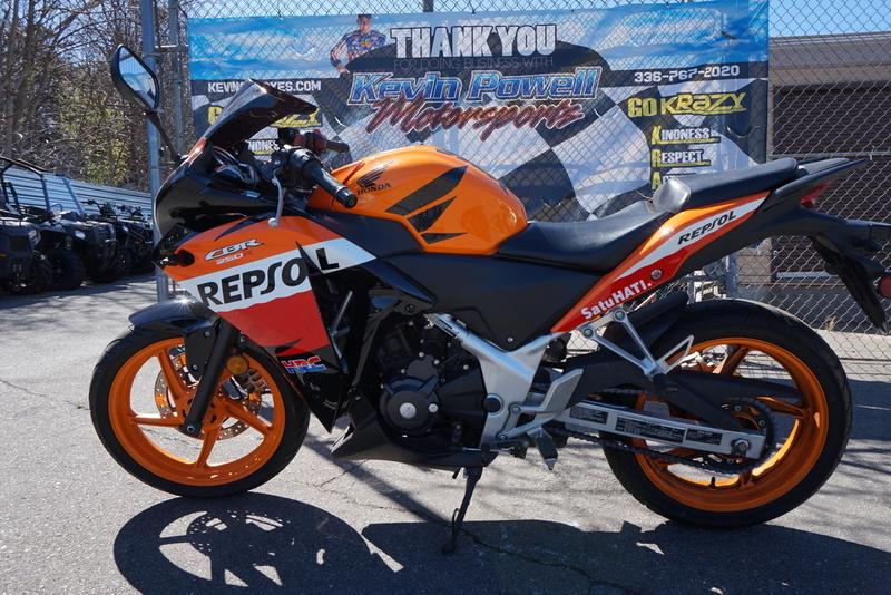 Honda Cbr250r Repsol Edition Motorcycles For Sale