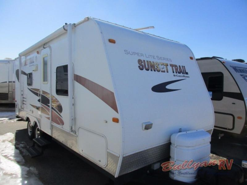 2009 Crossroads Rv Sunset Trail SLS LT20RB