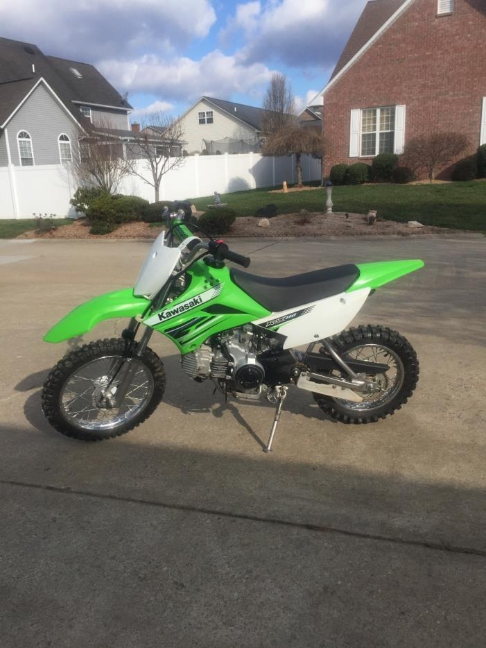 Kawasaki Klx110 motorcycles for sale in West Virginia