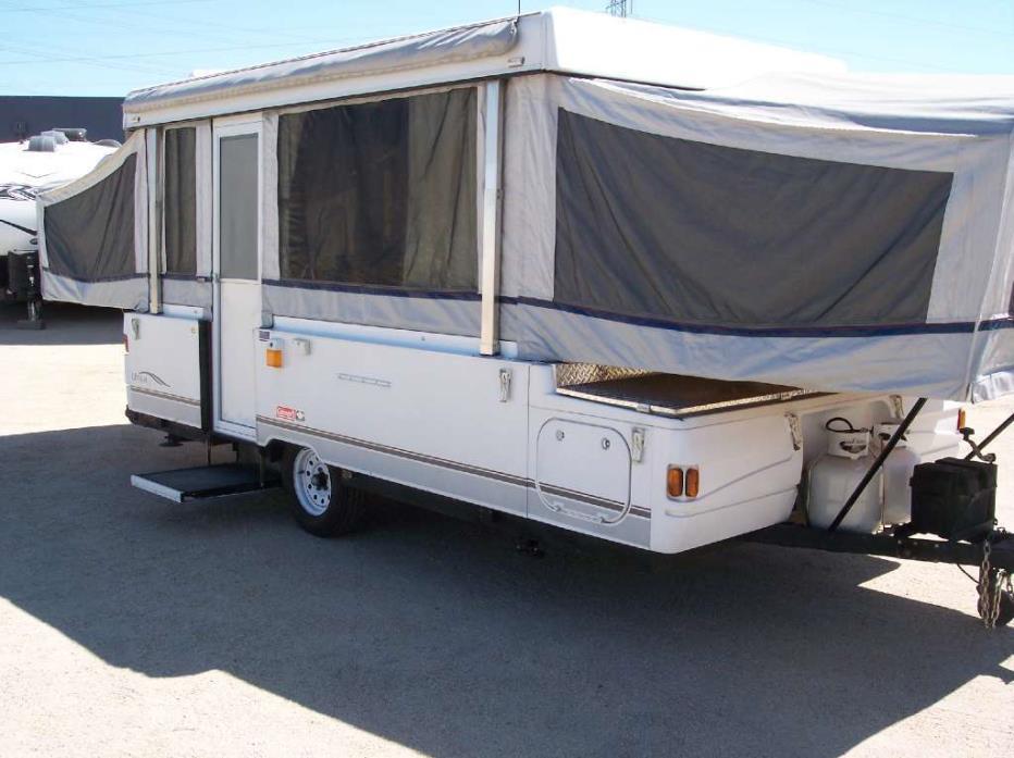 2003 Coleman Coleman Camping Trailers UTAH
