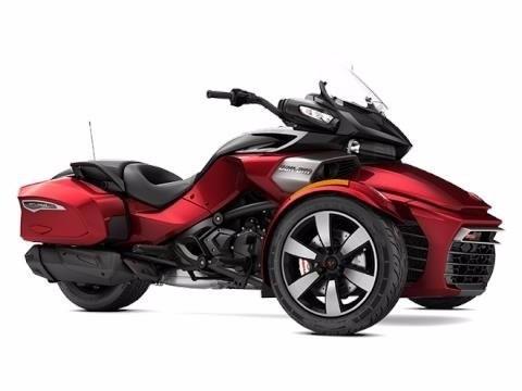 2017 Can-Am SPYDER F3-T SE6