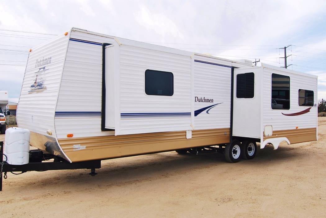 Dutchmen classic rvs for sale in idaho for Classic motor homes for sale