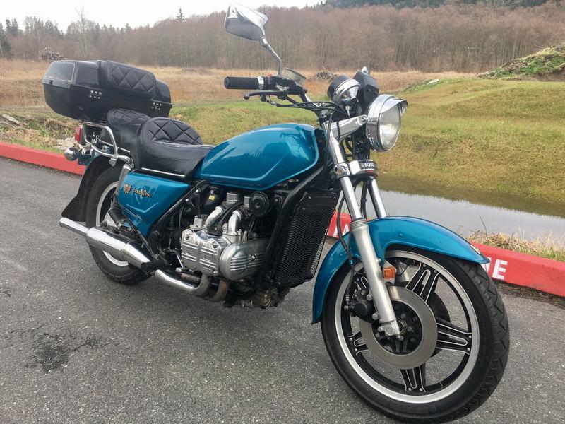 1981 Honda GL1100