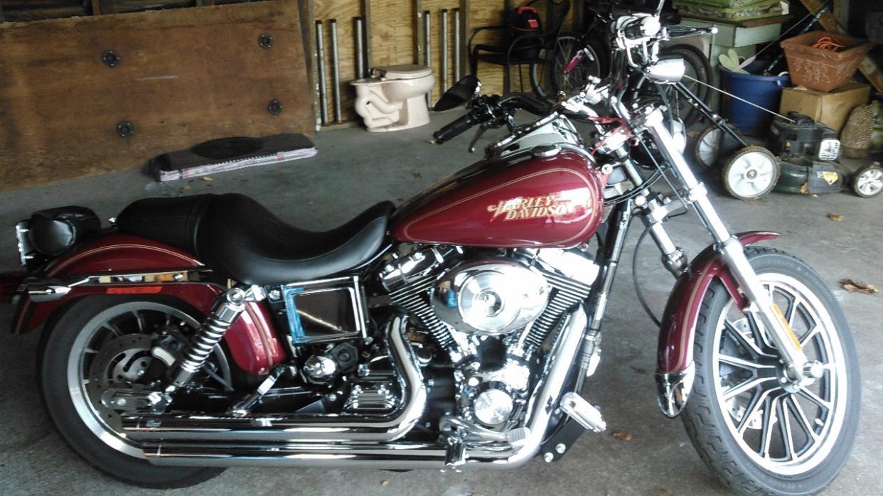 2004 Harley-Davidson LOW RIDER