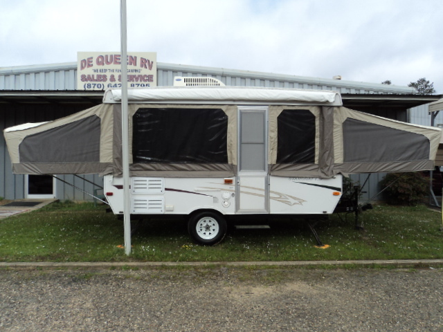 2006 Starcraft CAMPING TRAILERS M-2407
