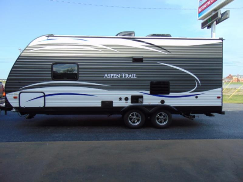 2017 Dutchmen Rv Aspen Trail 1900RB