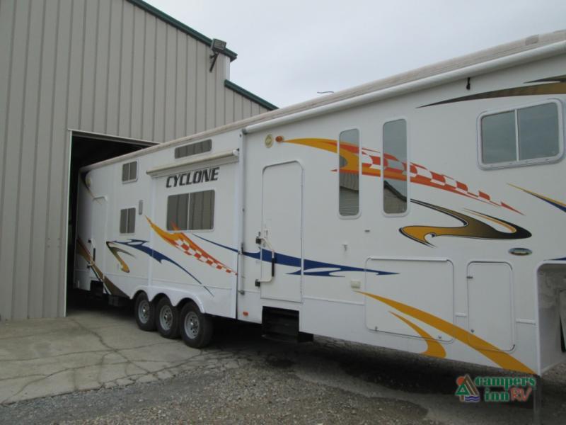 2008 Heartland Cyclone 4012