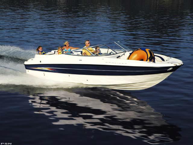 2005 Bayliner 249