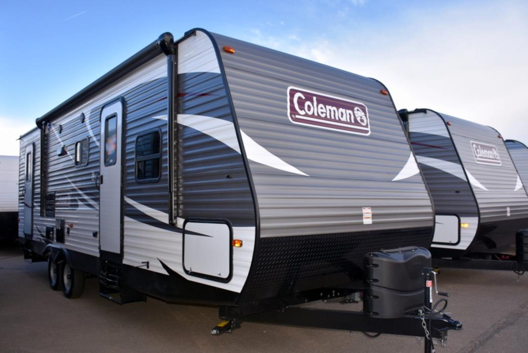 2017 Coleman COLEMAN CTS263BH