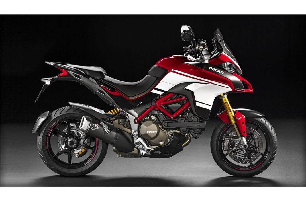 2016 Ducati MULTISTRADA 1200 Pikes Peak Edition