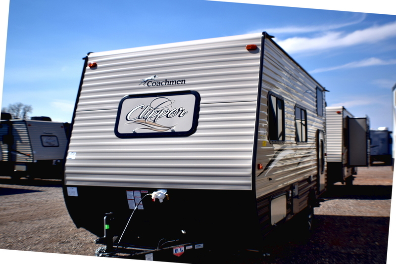 2017 Coachmen Clipper Ultra-Lite 17BH