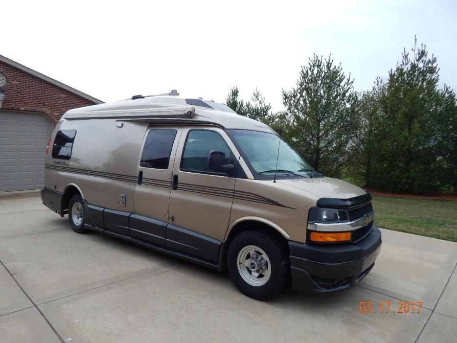 2007 Roadtrek CHEVY 3500